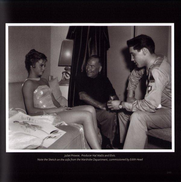 Elvis Presley Hommage, Avec Juliet Prowse