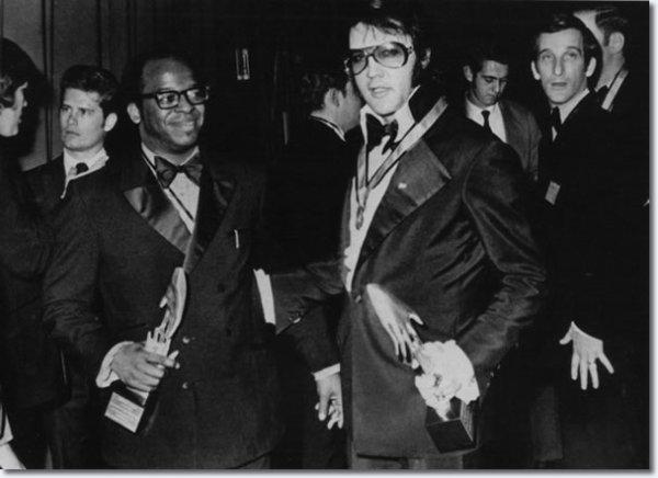 Elvis Presley Jaycees US Ten Outstanding Young Men 1970