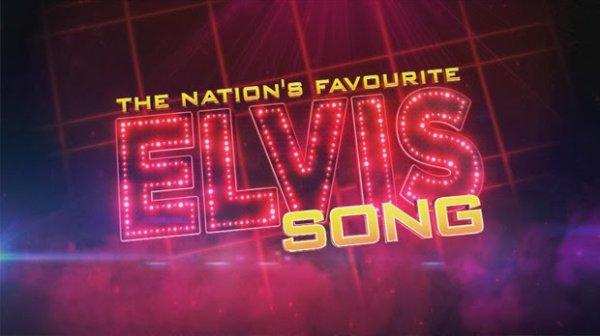 Novembre 09 - Royaume-Uni favoris de télévision - Elvis My Happiness