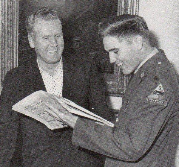 Anniversaire de Vernon Presley