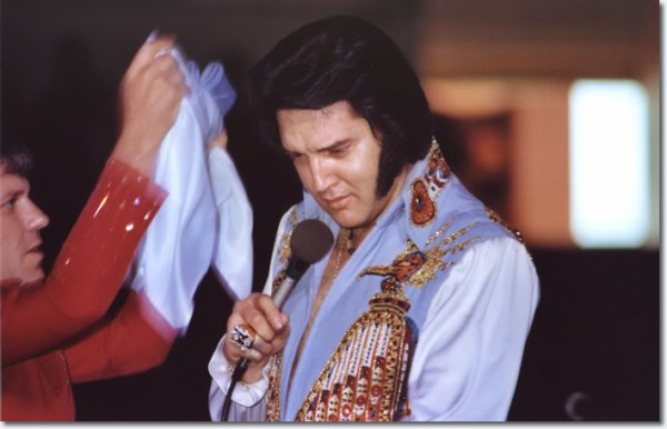Elvis Presley  Tulsa, OK  July 4, 1976