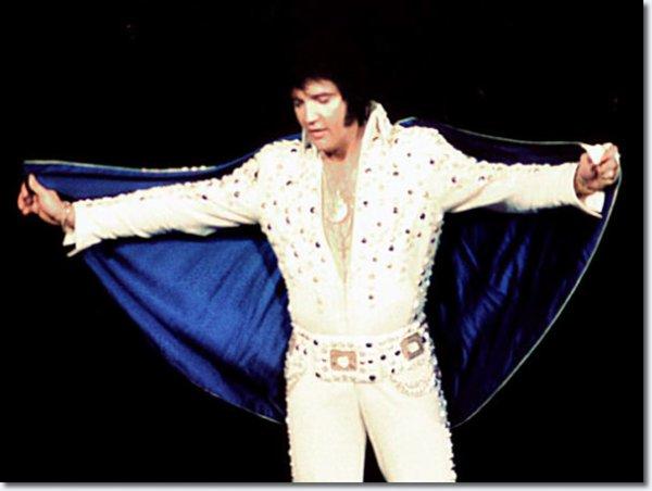 Elvis Presley  Municipal Auditorium, Nashville, Tennessee  In Concert  July 1, 1973