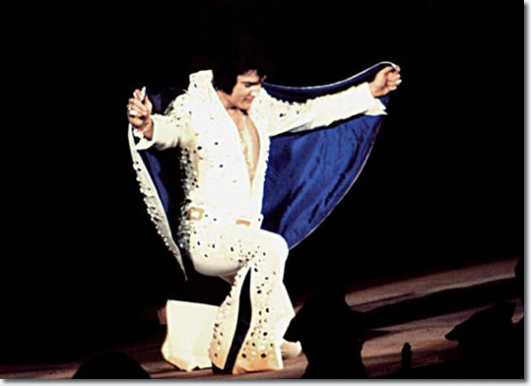 Elvis Presley  Municipal Auditorium, Nashville, Tennessee  In Concert  July 1, 1973