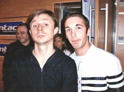 Martin Solveig et moi