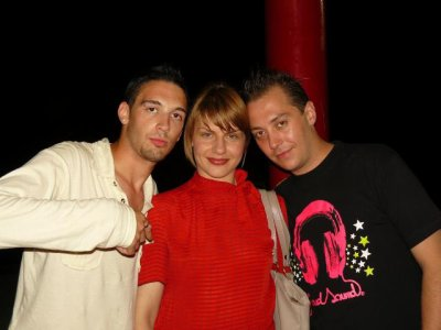 Moi,Clementine Deejay et rawl