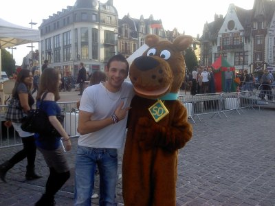 Moi et mon ami scooby