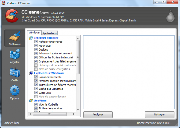 Game booster & CCleaner