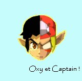 Les Team's Oxy et Captain !