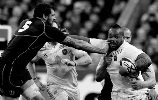 """"""" Le rugby est un combat. Si tu lâches, tu ramasses """" Fabien Galthié"""