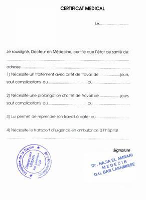 Certificat medicale anas21 - Certificat d heredite avec porte fort ...