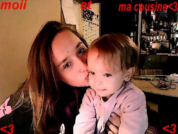 toujour moi et ma cousine
