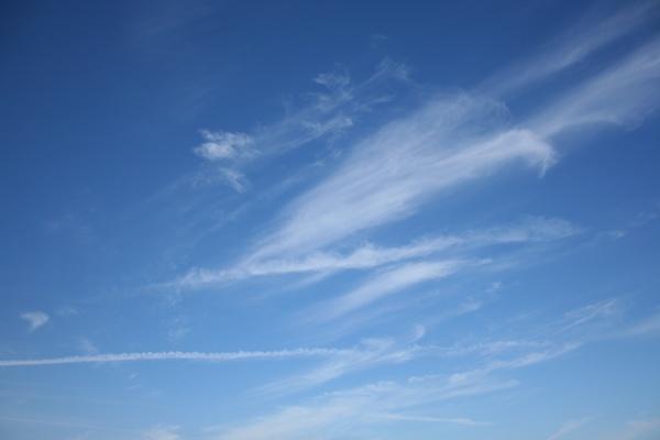 le ciel c'est jamais parreil et c'est sa qui est agréable à regardé