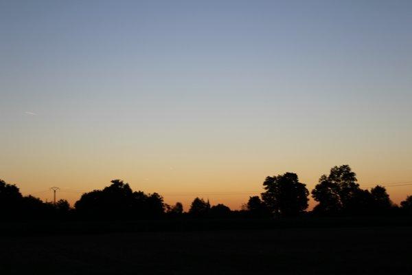 couché du soleil juillet 2015