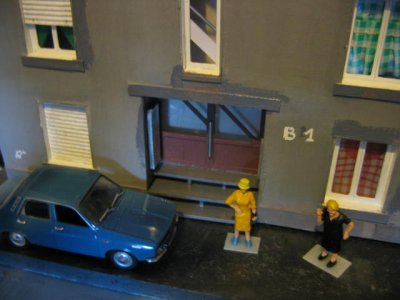 Les appartements du centre ville... scène 7