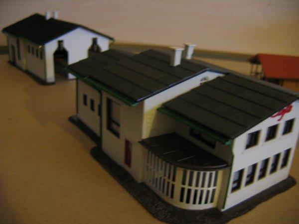 Les stations de vallée et de montagne des télécabines de Schwarzburg  :