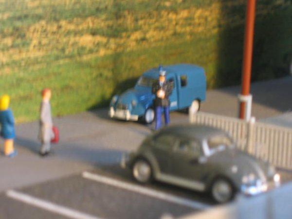 Attention au stationnement gênant, sinon gare...