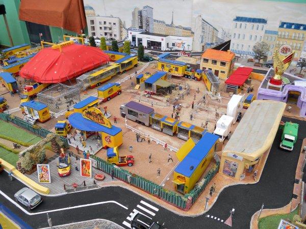 Le 6ème festival de la maquette et du modèle réduit à St. Martin des champs(29) :