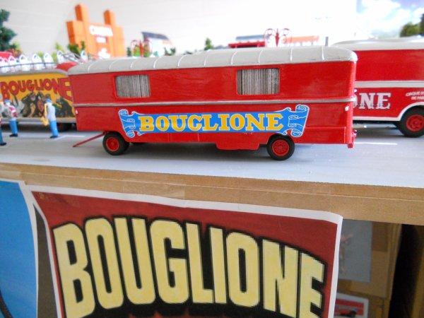 La caravane de Joseph Bouglione :