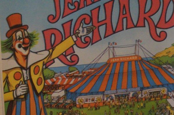 Bientôt, une nouvelle maquette : le cirque Jean Richard.
