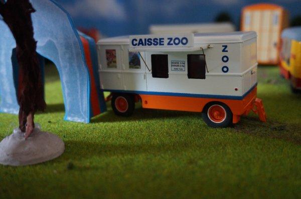 La caisse du zoo est ouverte !