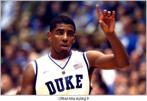 Draft 2011 : Gros plan sur Kyrie Irving .