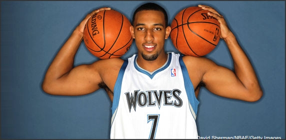 Draft 2011 : #2 Draft 2011 , sélectionné par les Timberwolwes : Derrick Williams .