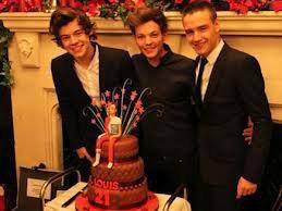 Louis a feté son 21eme anniversaire
