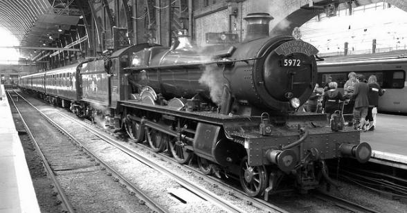 Train-repertoire