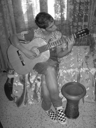 nhar el 3id ana et la guitare