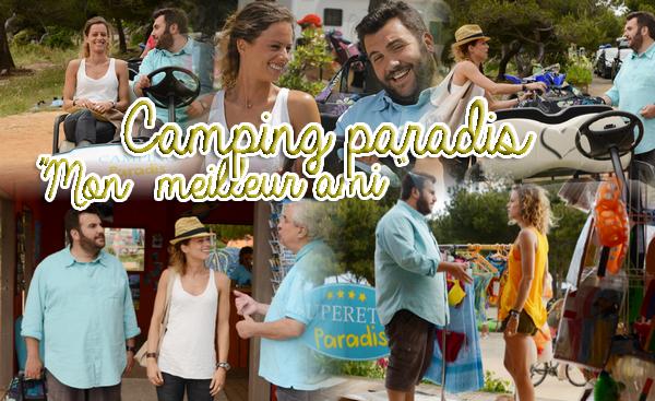 ______ Camping paradis.