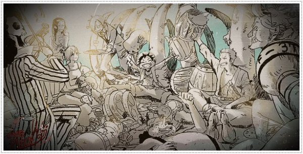 """Le Roi des Pirates, ce sera moi !"" [Monkey D.Luffy]"