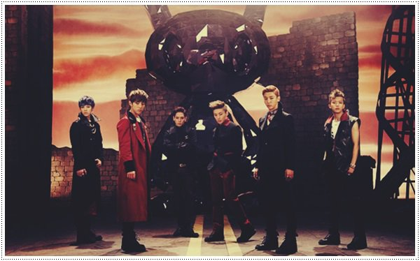 B.A.P [Best Absolute Perfect]