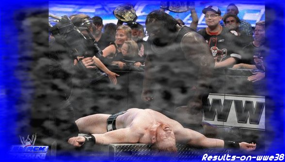 Image de la semaine de Raw et Smack Down
