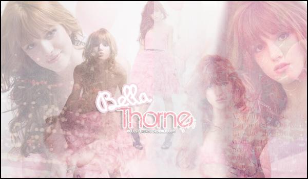 . Suis l'actu` de Bella Thorne sur ta nouvelle source : Bells - Thorne.skyrock.com ! .