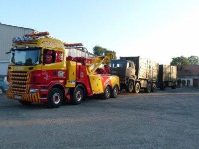 camion depannage