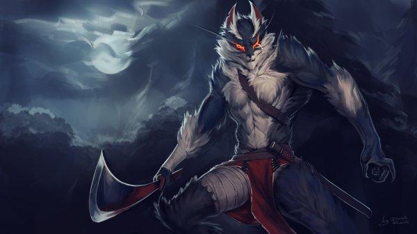 Rukio, le grand héros du Royaume