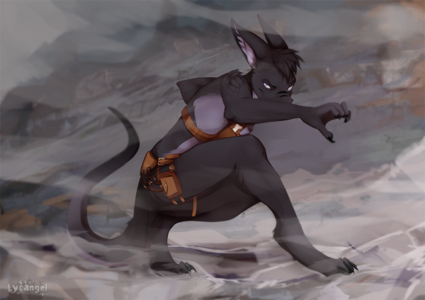 Guaraffen, l'assassin de renom