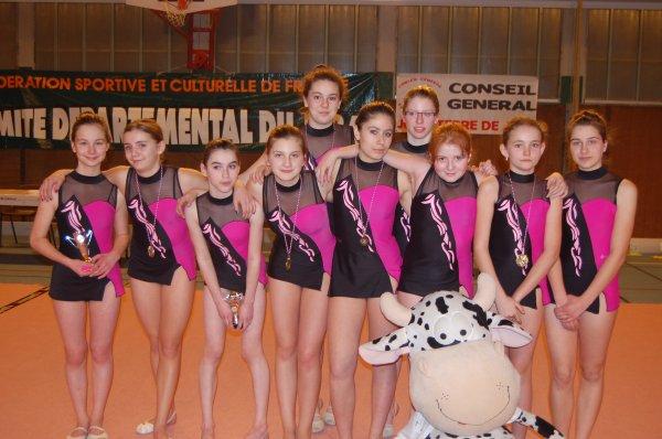 Retour sur le 1 er regional 2011
