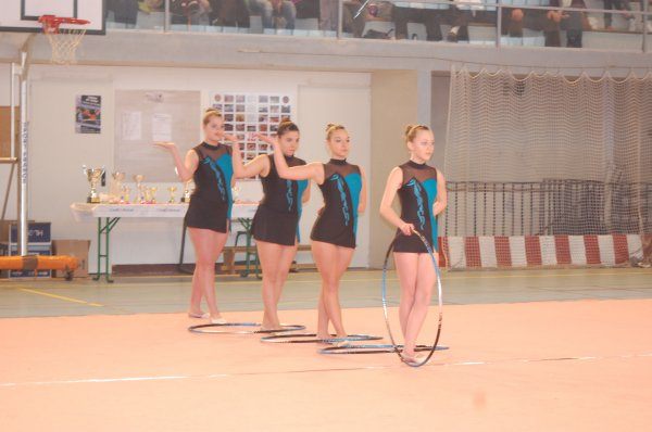 Retour sur le 1 er regional 2011 Les ensembles