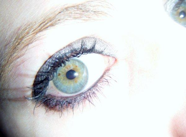 Les yeux sont le mirroir de l'âme...