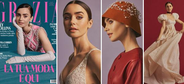 Grazia Italy Magazine - Décembre 2020