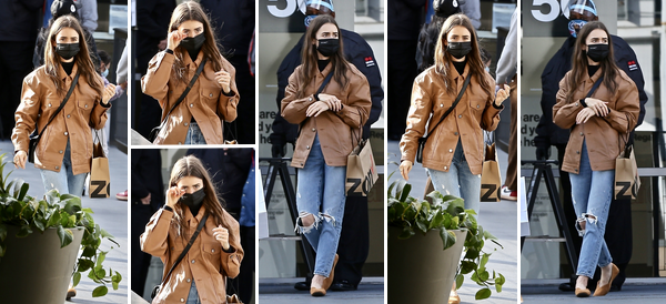 ● 11.12.20 : Shopping in West Hollywood