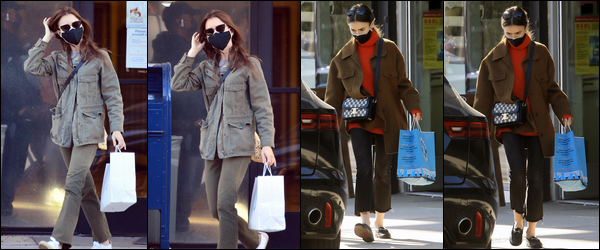 ● 14.12.20 : Post office in Beverly Hills / 17.12.20 : Pet store in West Hollywood