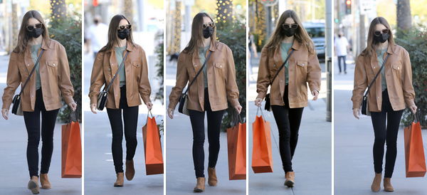 ● 14.01.2021 : Shopping in Los Angeles