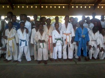 Mini Championnat de Judo