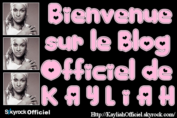 Kayliah Officiel