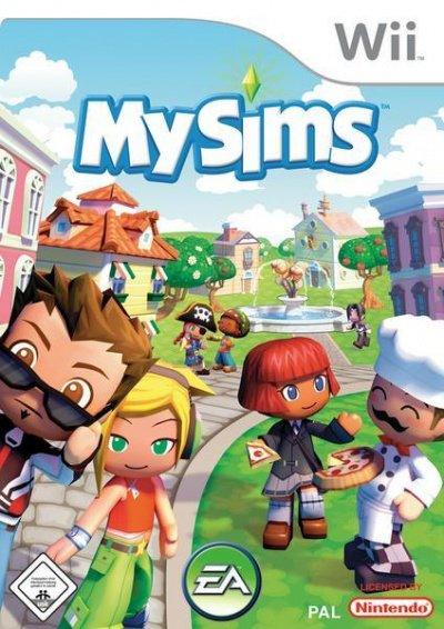 my sims .....