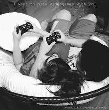 Cute Couples Playing