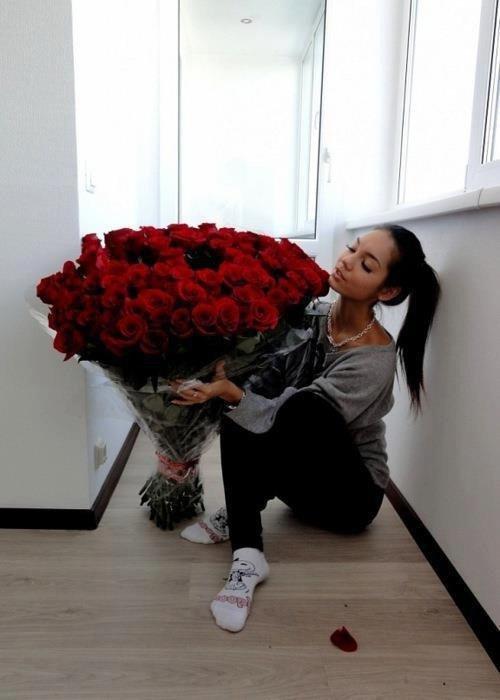 He Send Me Flower