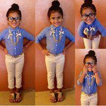 Girl Outfit #36